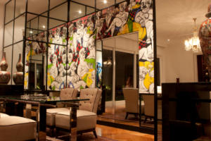Diseñadora de interiores: Katherine Blum Grimberg & Simone Mandel